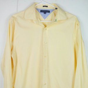 Tommy Hilfiger Slim Fit Long Sleeve Button Down